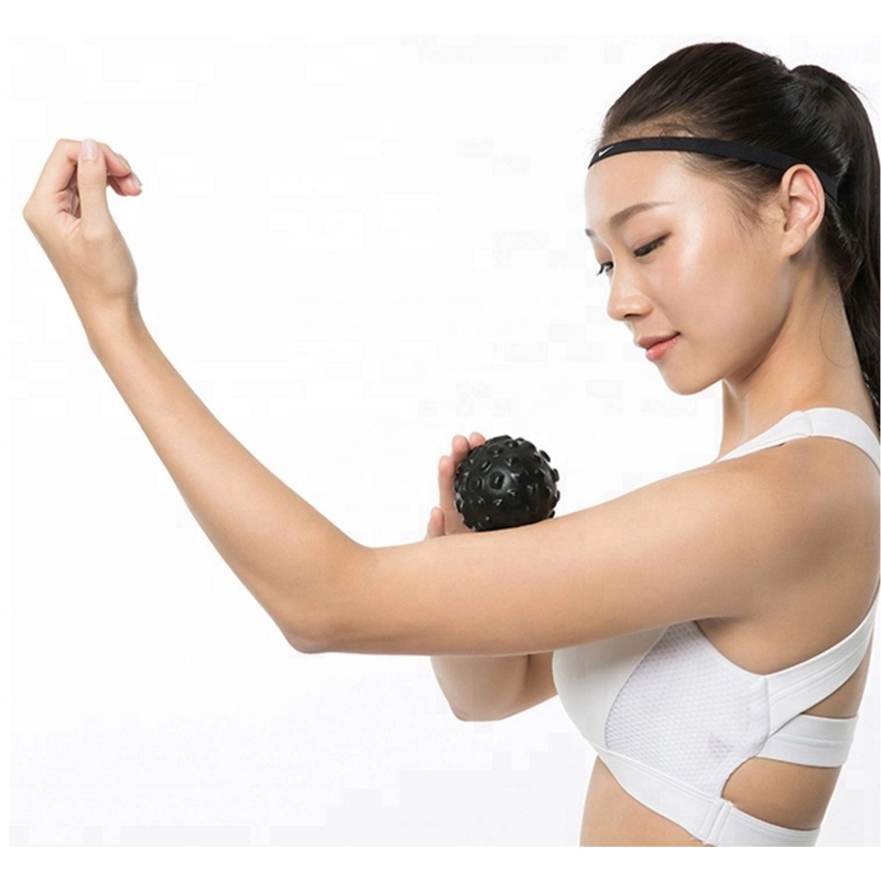 PU Therapy Massage Ball with Myofascial ReleaseSR-MB01